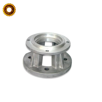 Custom Make Precisely Aluminum Alloy Sand Casting Machine Parts