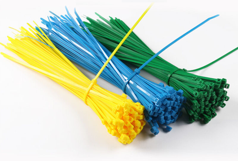200 pcs/lot,Wholesales 250mm*4mm yellow/blue/green Self-locking Plastic Nylon66 Cable Ties,Wire Zip Tie free shipping