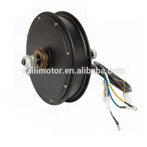 sine wave controller 3000w e-bike brushless hub motor