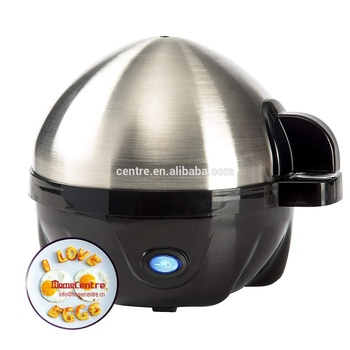 Electric egg boiler with 7 eggs capacity/ready signal/On off switchPower: 360W