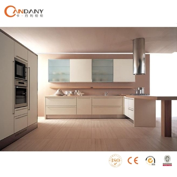 Modern Open Style Kitchen Cabinet Acrylic Doors Designkitchen