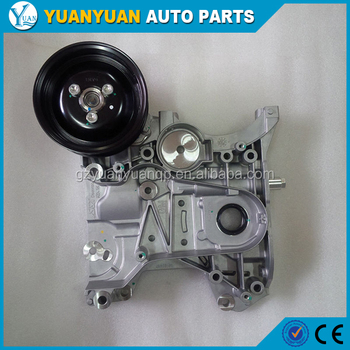 55565003 Oil Pump Water Pump Front Engine Cover For Chevrolet Cruze