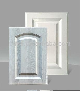 2013 Morden Style Pvc Pressed Mdf Kitchen Doors Buy