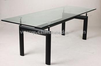 Cassina furniture replica le corbusier lc6 table buy lc6 - Table le corbusier lc6 ...
