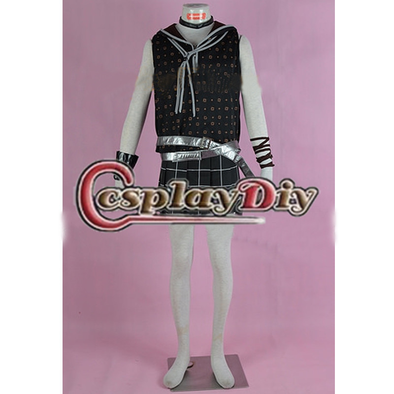 Final Fantasy XV Iris Amicitia Cosplay Costume Suit Adult Women's Halloween Carnival Costume Cosplay