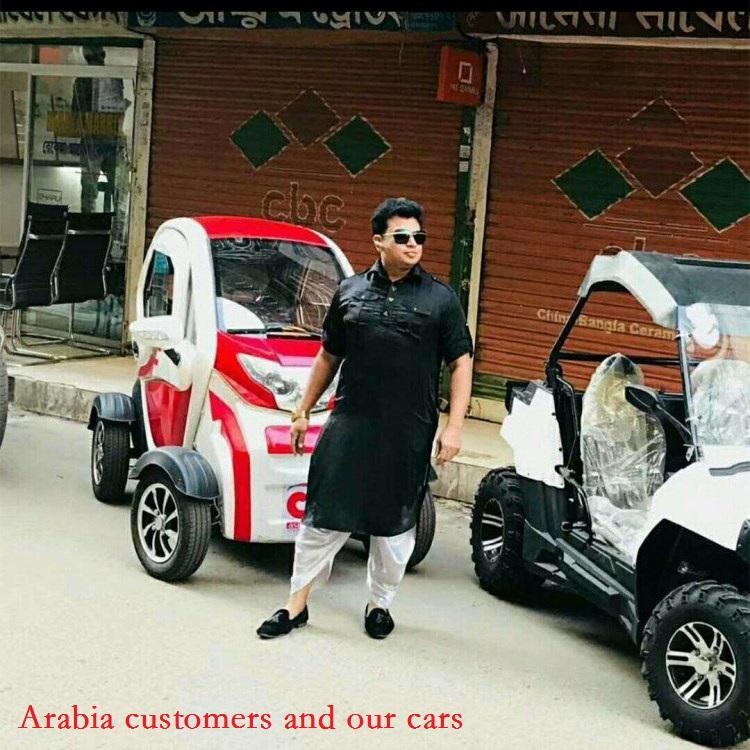 Elektrische Driewieler Gebruikt Volwassenen Kleine Cars Voor Koop