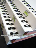 Half Canadian Wire O Binding Book Printing