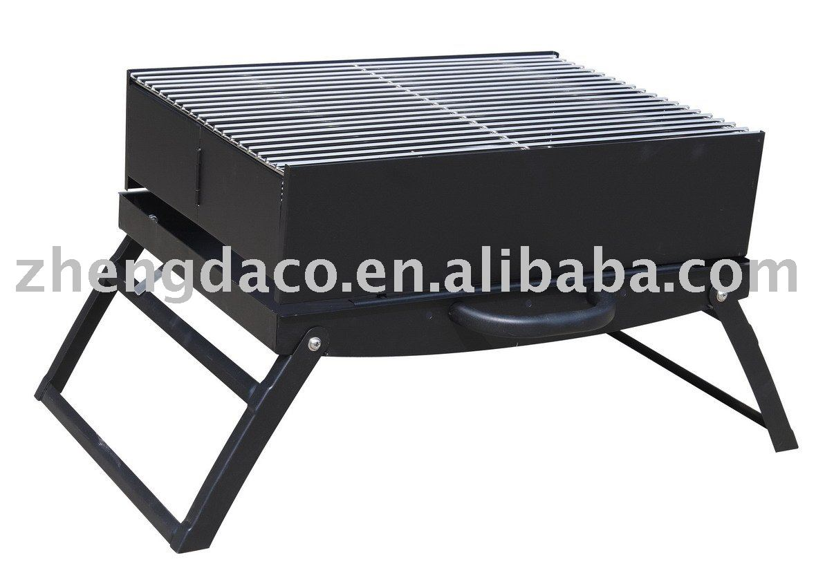 pliable charbon de bois portable barbecue grills zd 632 avec un sac grille de barbecue id de. Black Bedroom Furniture Sets. Home Design Ideas