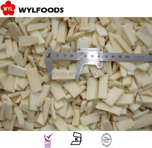 Wholesale Price IQF Frozen Bamboo Shoot Slices