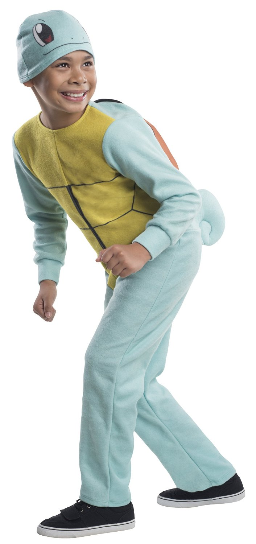 Rubie's Costume Pokemon Squirtle Child Costume, Medium