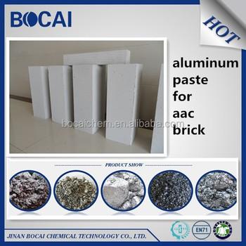 Aluminium Paste For Aac Aerated Concrete Factory In Thailand - Buy  Aluminium Paste For Aerated Concrete,Aluminium Paste For Aac  Block,Aluminium Paste