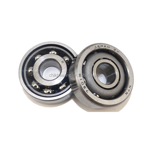 High speed bearing low noise NSK angular contact ball bearing3206A-2RS
