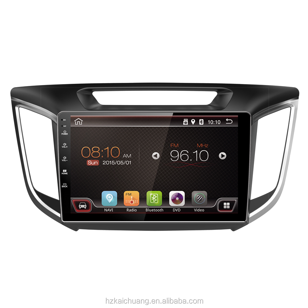 2016 10.1 inchcar dvd playe with 3G Wifi for Mirror Link GPS