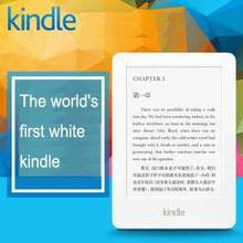 White color All new Kindle 6 now with touch eBook Reader 4GB,Wi-Fi,6″,E Ink Display Brand newtouch  super long standby