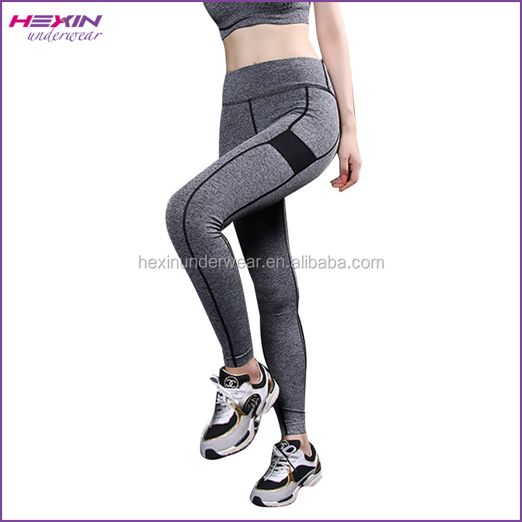 Gym Clothing Custom Supplex Yoga Leggings for Women