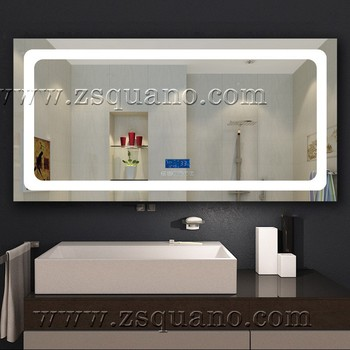 Volledige Lengte Badkamer Muur Spiegel Met Licht Verlicht - Buy ...