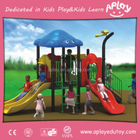 Inspiring adventure playground outdoor kids toys park equipment outside play set