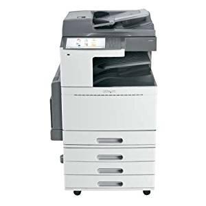 "Lexmark X952dte - Multifunction Printer - Color - Led - Ledger/A3 (11.7 In X 17 In) (Original) - A3 (297 X 420 Mm), Ansi B (Ledger) (279 X 432 Mm) (Media) - Up To 50 Ppm (Copying) - Up To 50 Ppm (Printing) - 2180 Sheets - 33.6 Kbps - Usb 2.0, Gigabit Lan, Usb Host ""Product Type:"