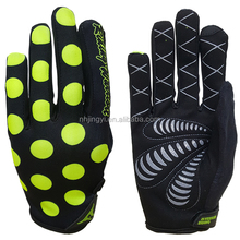 men's racing motocross cycling custom sports gloves