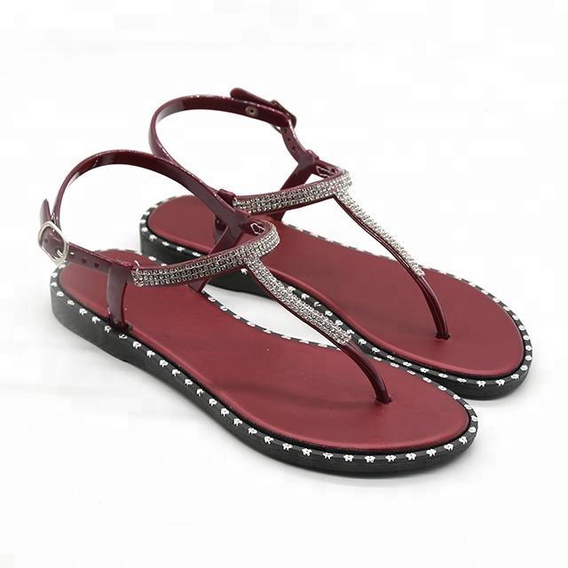 86efb29ea7717f China ladies sandals wholesale 🇨🇳 - Alibaba