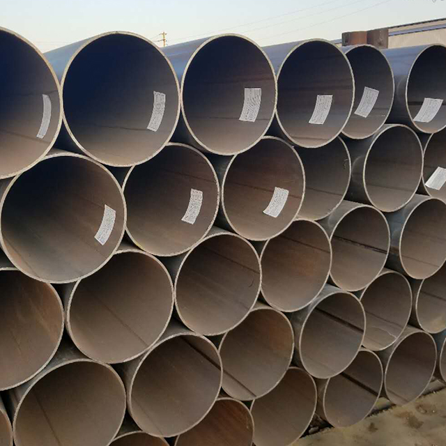 ASTM A 53 Grade A,B Carbon Welded steel Pipe, ERW oil and gas pipeline