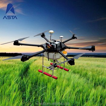 10kg 20kg Payload Agriculture Uav Drone With Gps Plane Drone Autogyro  Gyroplane - Buy Pesticide Fertilizer Seeding Agriculture Sprayer 10l Sixs