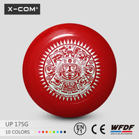X-COM Outdoor Ultimate Disc Sports PE Plastic 175g Custom Ultimate Frisbee