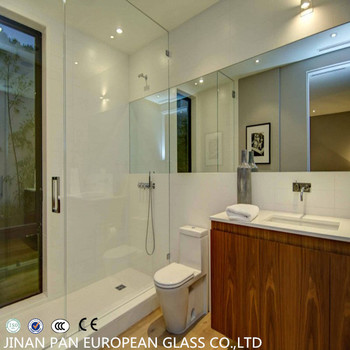 Alibaba China Tempered Glass Partition For Bathroom (CE,ISO,CCC)
