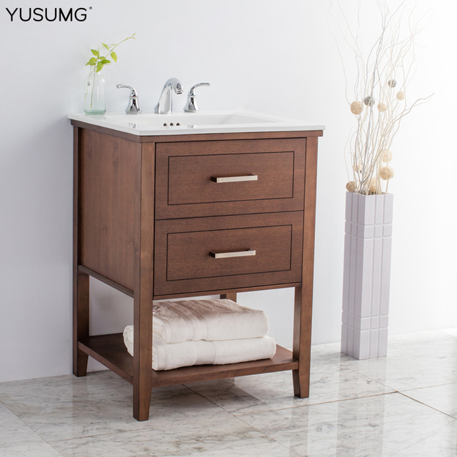 24 Inch Antique Wooden Bathroom Vanity Units Cabinet Furniture - Buy Cheap China Antique Vanity Furniture Products, Find China