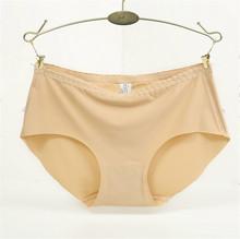 Continental Plus Size XXL das Mulheres Sexy Calcinha Sem Costura De Alta Elasticidade Calcinha da Menina Underwear Intimates Briefs Quick Dry Feminino