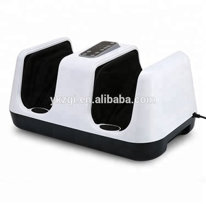 Kneading and Inflatable Foot Massager with Heat