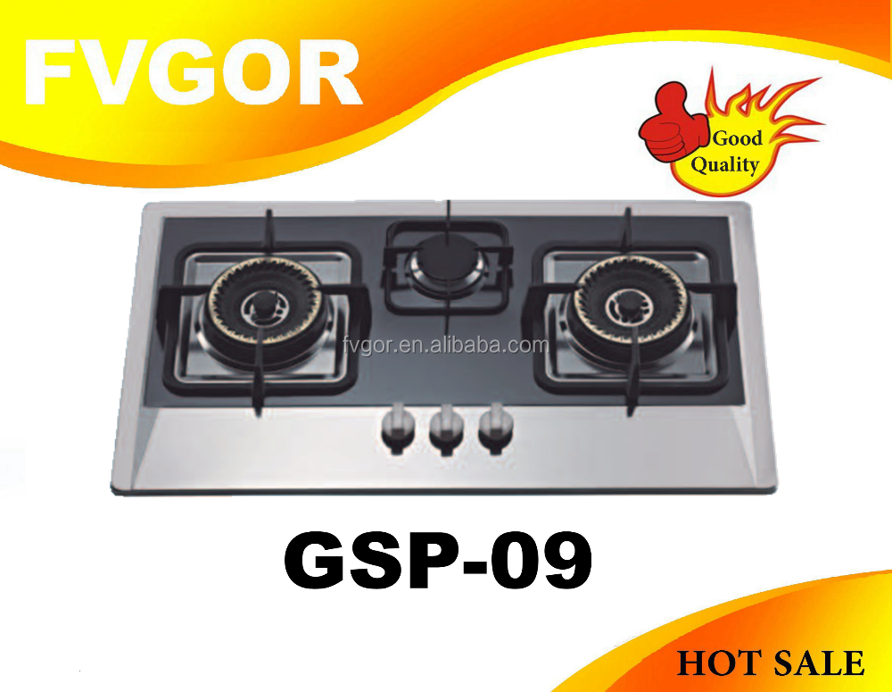 GSP-09 Fvgor indoor kitchen in pakistan gas cooking range