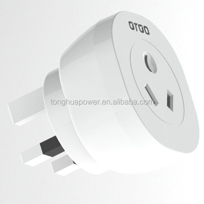 USA/EU/UK TO AU/NZ travel adapter