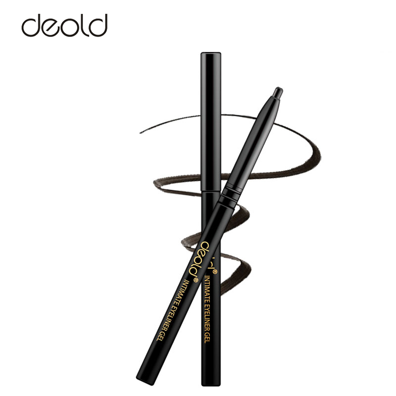 Smooth Touch Eyeliner 3 Colors Cosmetic Fashionable gel eyeliner
