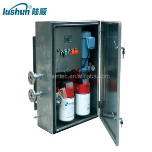 durable two stage vacuum Transformer oil regeneration/On-line oil filter of on-load taps change for transformer (BYL )