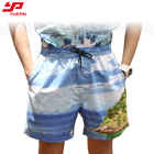 New Sealand Floral Print Mens Board Shorts Men Beach Swimsuit Short Male Bermudas Beachwear Bathing Suit Quick Dry
