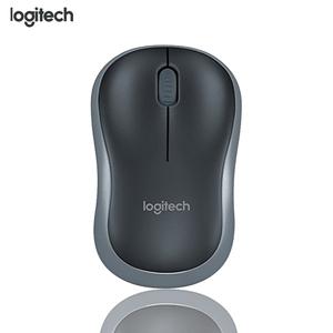 Logitech Wireless Mouse M185 Logitech USB bluetooth mouse notebook office  desktop