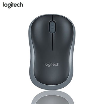Logitech Wireless Mouse M185 Logitech USB bluetooth mouse notebook office desktop