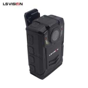 LS VISION H.265 IP68 Waterproof 3G 4G Police Equipment WIFI Body Worn Cams With GPS Tracking
