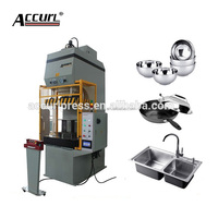 Deep drawing hydraulic press for 160ton metal sheet stamping mechanical power press (JH21-160)