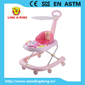 Baby Walker with muscial and flashing monkey Face and pushbar NEW PRODUCTS