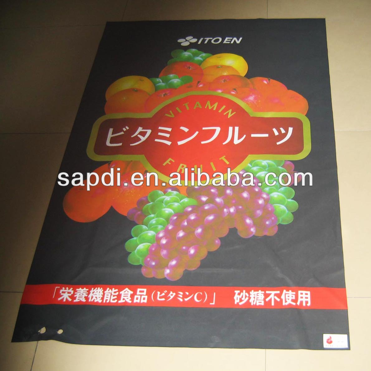 dye sublimation banners