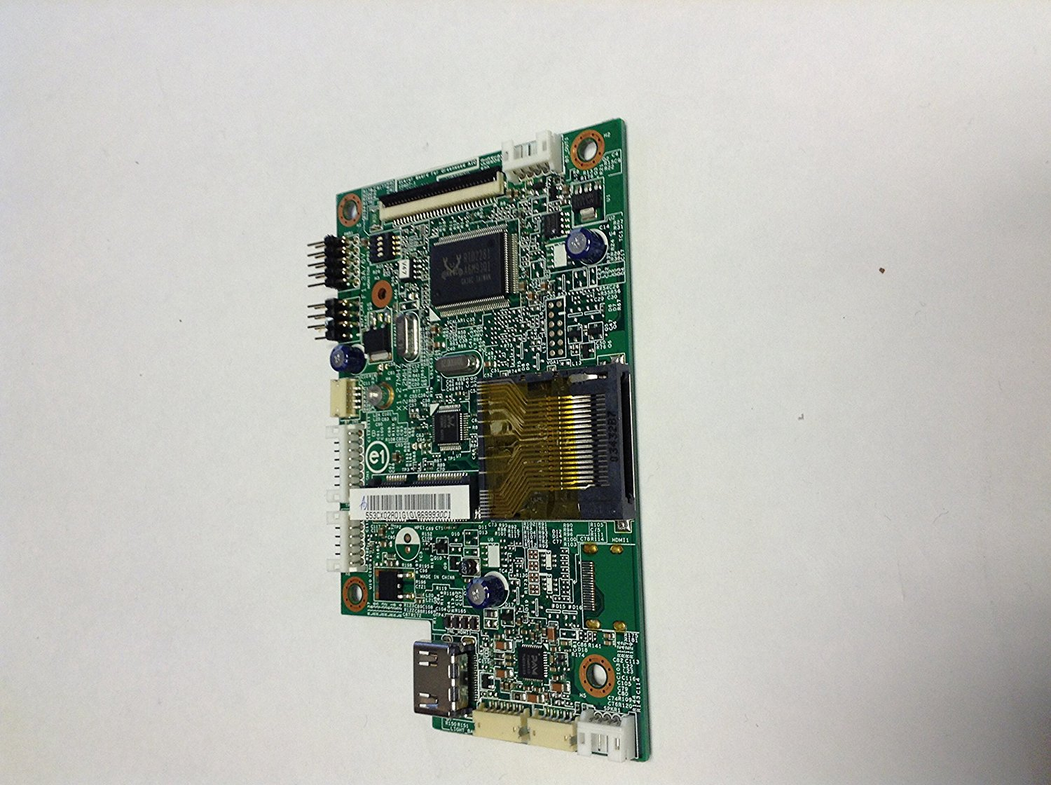 Buy Gateway ZX4931 4951 Scaler Board W/ Media Card Reader P/N: 55