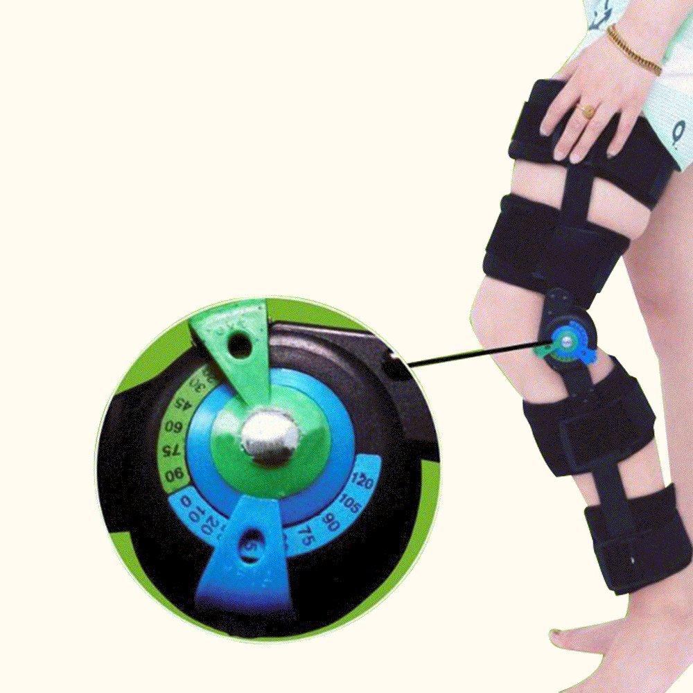 f70590eb57 Finlon Hinged Knee Brace Adjustable Knee Support Patella Brace Support  Orthosis Belt Band Strap For Patellar