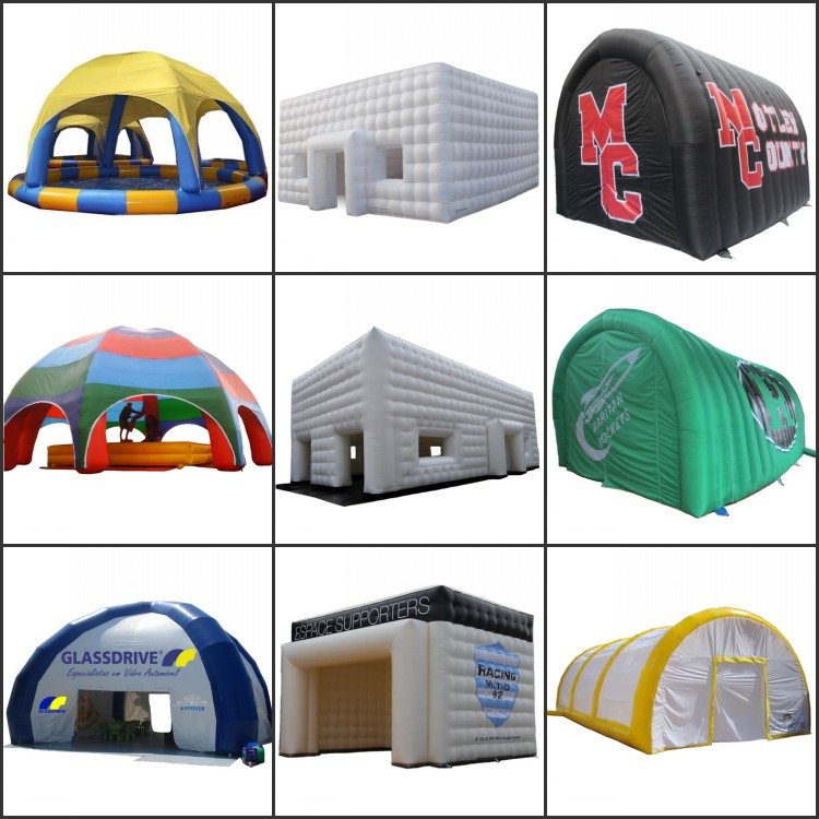 Portable Inflatable Shelters : Hot sale portable inflatable igloo tent