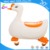 goose model kids ride on style pedal ride on toy car with Universal wheel