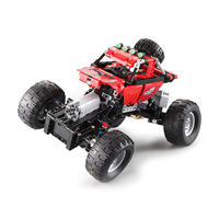 Technic CADA RC Car Building Blocks Off-Road Racing 2.4Ghz Motor Power Legoingsly Vehicles Bricks Toys Gifts For Children Boys