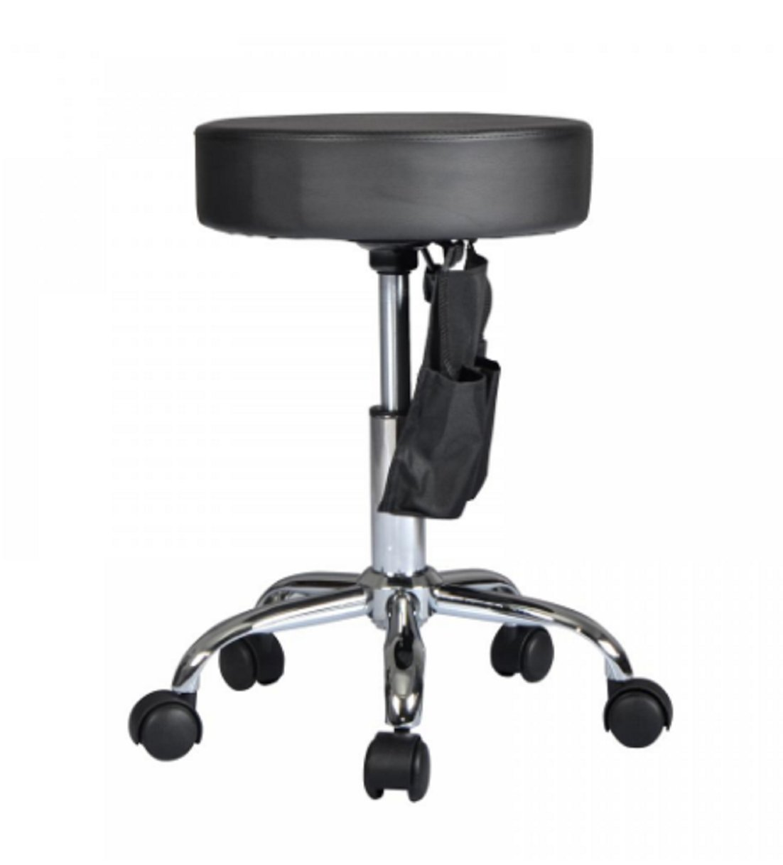bar stool with wheels. Get Quotations · Stool Hydraulic Back Wheels Adjustable Rolling Swivel Bar Counter Office Table Dining Chairs With