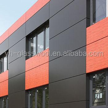 Aluminium Decorative Composite Panels For Exterior Walls