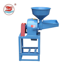 WANMA3151 Factory Offer Hot Selling Disk Wheat Flour Milling Machine/Corn Grinder /Rice Crusher